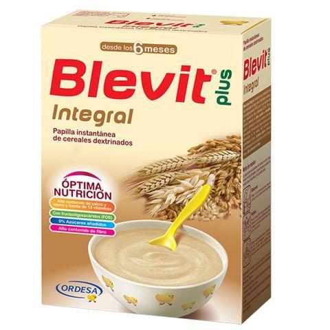 Blevit plus Интеграл каша с бифидус ефект за деца от 6 месечна възраст x300 грама