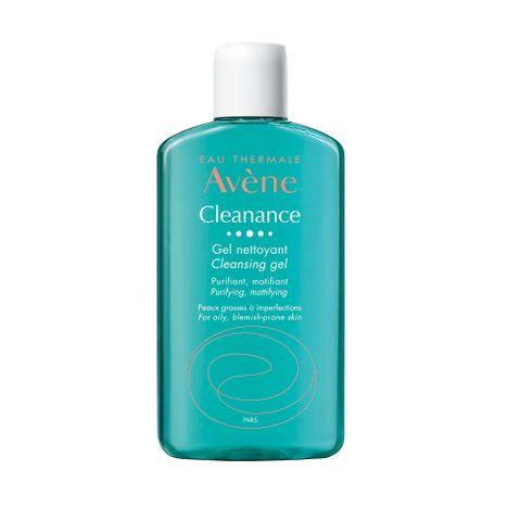 Avene Cleanance Почистващ гел за лице и тяло x200 мл