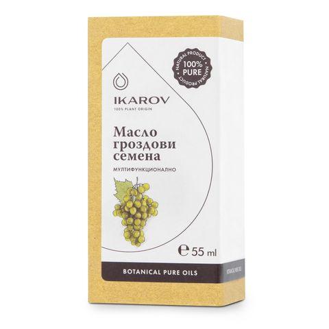 Икаров Натурално масло от гроздови семена х55 мл