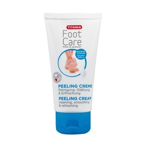 Titania Foot Care Пилинг крем за крака х75 мл