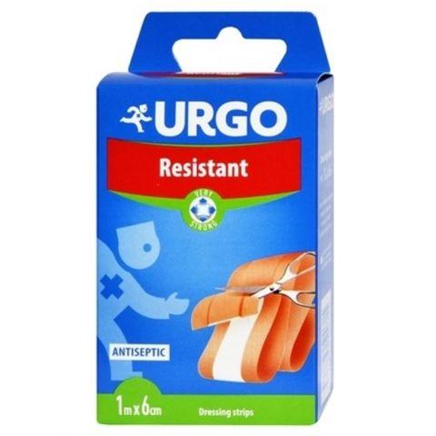 Urgo Resistant Eластичен пластир 1 м x 6 см