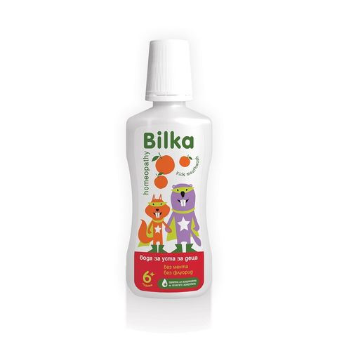 Bilka Homeopathy Вода за уста за деца над 6 години х250 мл