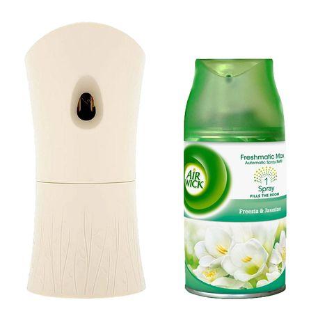 Air Wick Freshmatic Auto Spray Freesia & Jasmine Автоматичен ароматизатор спрей