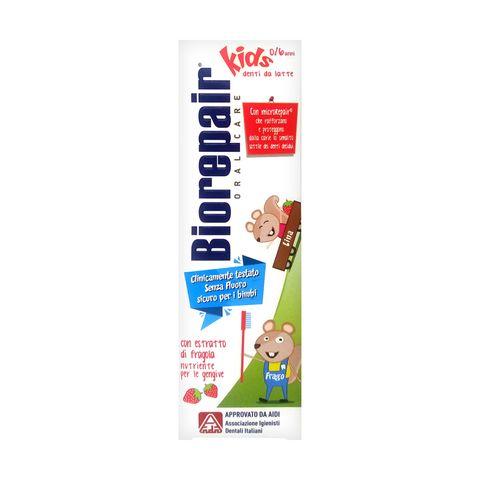 Biorepair Kids Паста за зъби за деца 0-6 години х50 мл