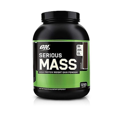 Optimum Nutrition Serious Mass Гейнър Шоколад х2720 грама