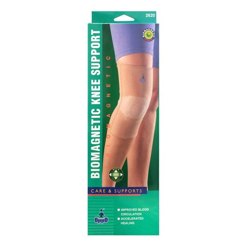Oppo Care & Supports Биомагнитна ортеза за коляно, размер М х1 брой