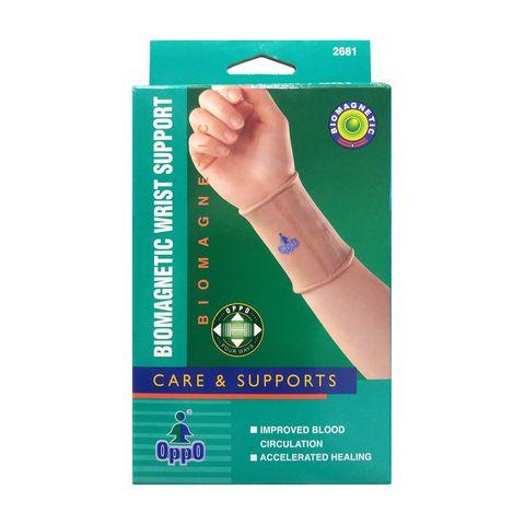 Oppo Care & Supports Биомагнитна ортеза за китка, размер М х1 брой