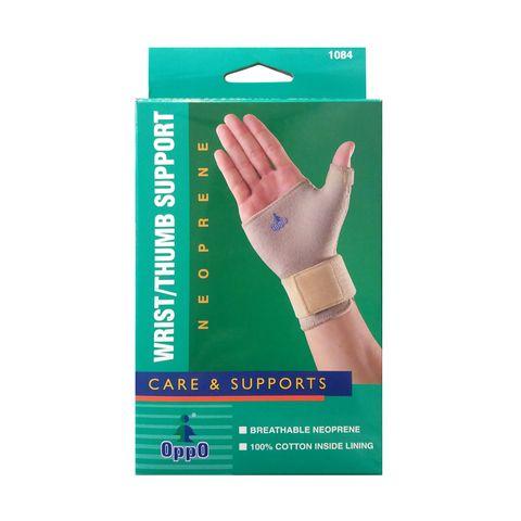 Oppo Care & Supports Ортеза за китка и палец, размер М х1 брой