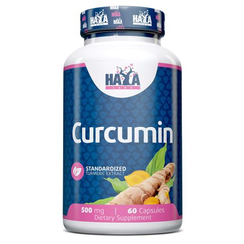 Haya Labs Куркумин 500 мг х60 капсули