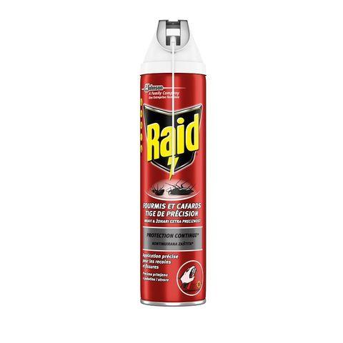 Raid Schiuma Scarafaggi e Formiche Пяна срещу хлебарки и мравки x400 мл