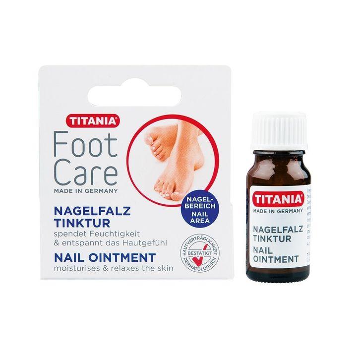 Titania Foot Care Хидратираща и релаксираща тинктура за впити нокти х10 мл