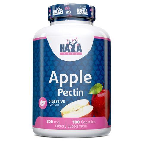 Haya Labs Ябълков пектин за добро храносмилане 500 мг х100 капсули