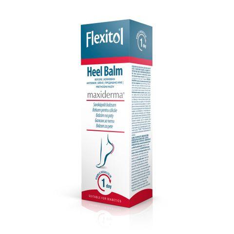 Flexitol Балсам за напукани ходила с 25% уреа х56 грама - Stada