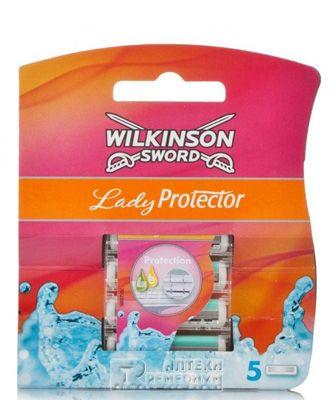 Wilkinson Sword Lady Protector Резервни ножчета x5 броя