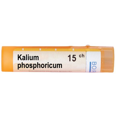 Boiron Калиум Фосфорикум 15CH