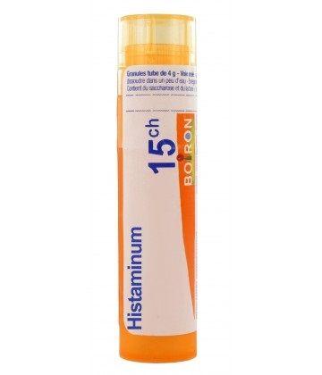 Bоiron Хистаминум 15CH при алергии