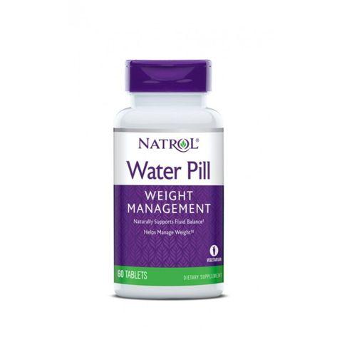 Natrol Водно хапче х60 таблетки - Natrol