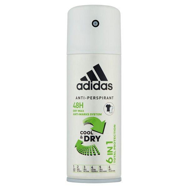 Adidas 6in1 48h Мъжки дезодорант спрей х150 мл