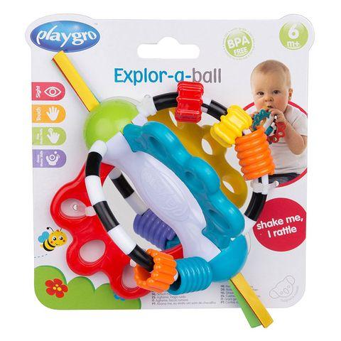 Playgro Топка Откривател 2 за деца над 6 месеца - 0142