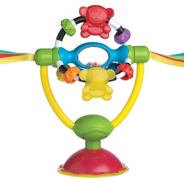 Playgro Въртяща се играчка за столче за деца над 6 месеца - 0143
