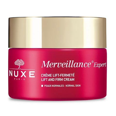 Nuxe Merveillance Expert Коригиращ крем против дълбоки бръчки за нормална кожа x50 мл