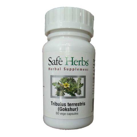 Safe Herbs Трибулус Афродизиак 400мг x60 капсули