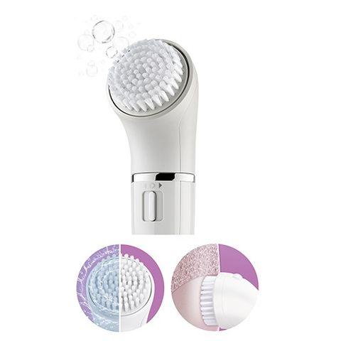Braun Silk Expert 830 Епилатор за лице + Четка за почистване