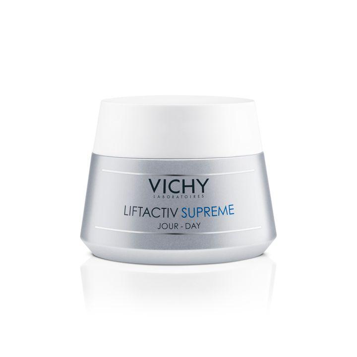 Vichy Liftactiv Supreme Дневен крем за лице против бръчки за суха кожа x50 мл