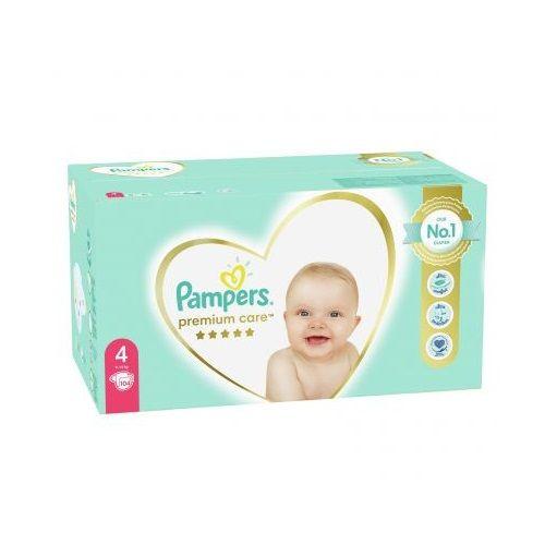 Pampers Premium Care 4 Maxi Пелени за бебета и деца 9-14 кг х104 броя