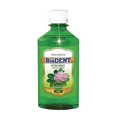 BioDent Anticaries Вода за уста против кариеси със смрадлика х300 мл