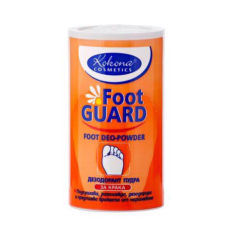 Kokona Foot Guard Дезодорант пудра за крака х50 грама