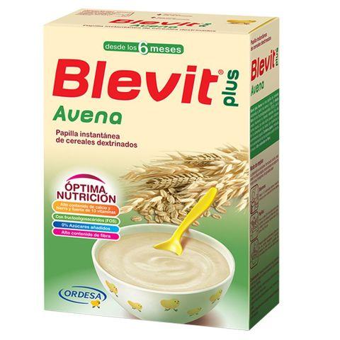 Blevit plus Каша овес с бифидус ефект за деца от 6 месечна възраст x300 грама