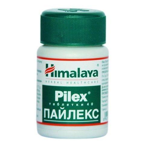 Himalaya Пайлекс x40 таблетки