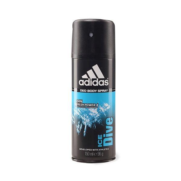 Adidas Ice Dive 24h Мъжки дезодорант спрей х150 мл