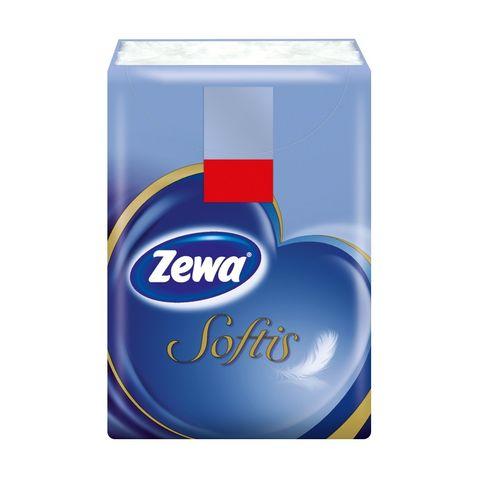 Zewa Softis Носни кърпи x1 брой