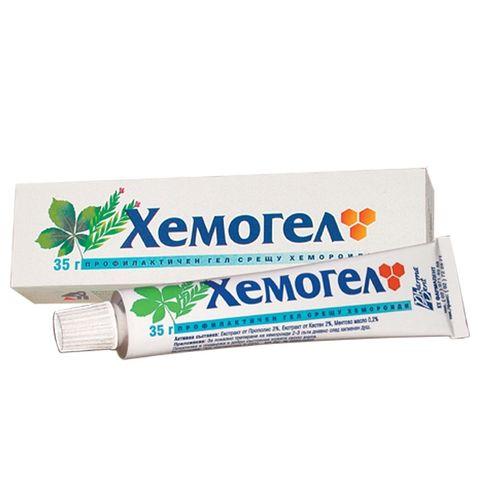 Pharma Dent Хемогел Гел срещу хемороиди х35 мл