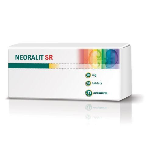Неоралит СР 540мг x60 таблетки - Neopharm