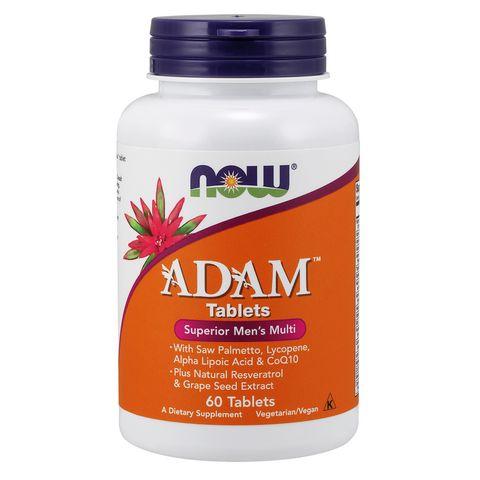 Now Foods Адам Формула за активни мъже х60 таблетки