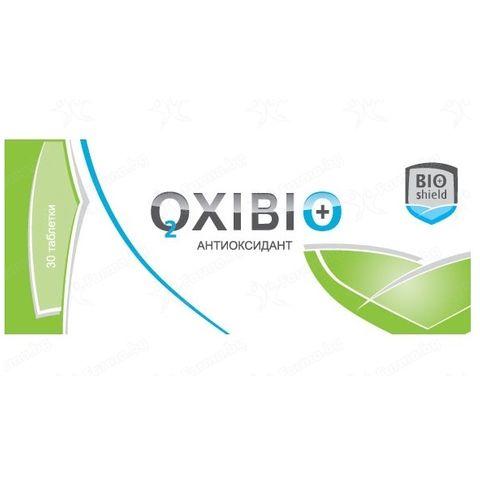 Оксибио Антиоксидант х30 таблетки BioShield