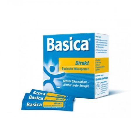 Basica Direct Минерали за киселинно-алкален баланс х30 сашета