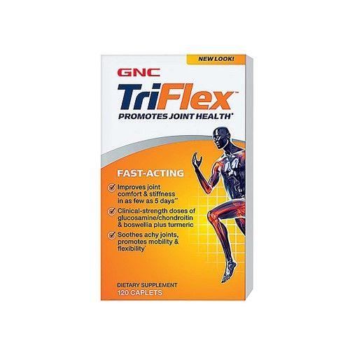 GNC Triflex Fast-Acting Бързодействащ за стави х120 каплети