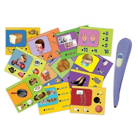 Thinkle Stars Умна писалка Основни знания за деца от 3 до 6 години