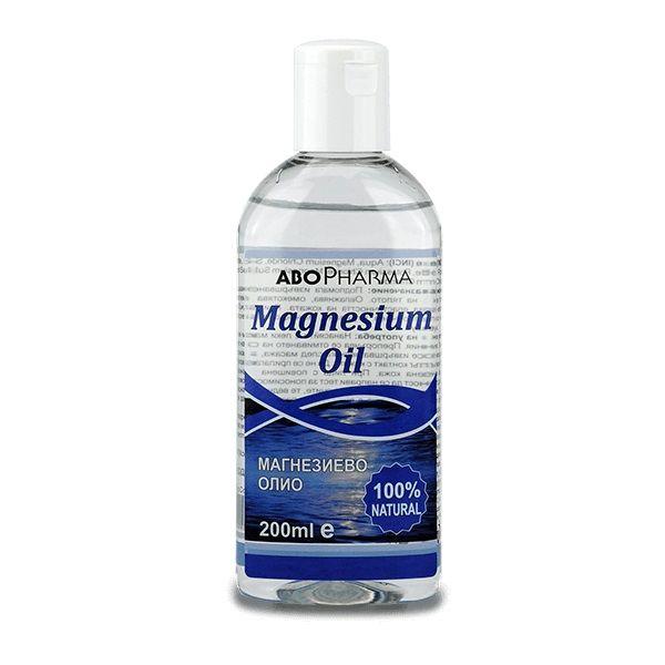 Магнезиево олио  х200 мл Abopharma