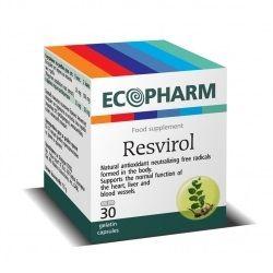 Ресвирол антиоксидантна защита 50мг х30 таблетки