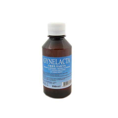 Gynelacta 3 % млечна киселина Лосион за интимна хигиена х200 мл