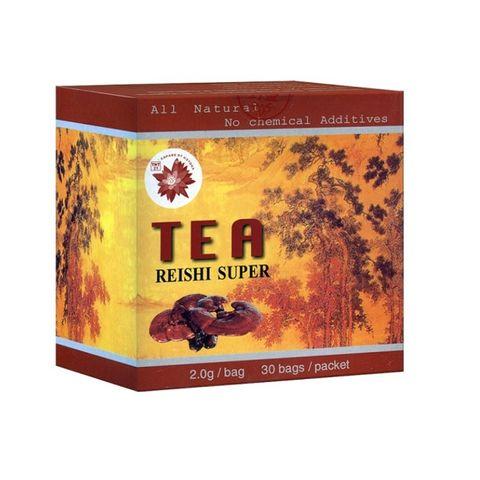 Чай с гъба Рейши x30 пакетчета
