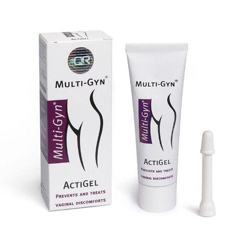 Multi-Gyn Actigel Биоактивен гел x50 мл