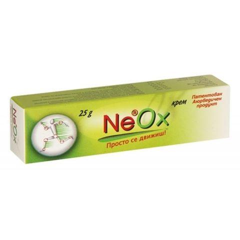 НеОкс крем при болки в ставите и мускулите х25 грама