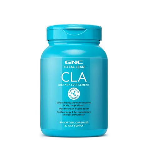 GNC Total Lean CLA Тотал Лийн КЛА 1000 мг х90 капсули