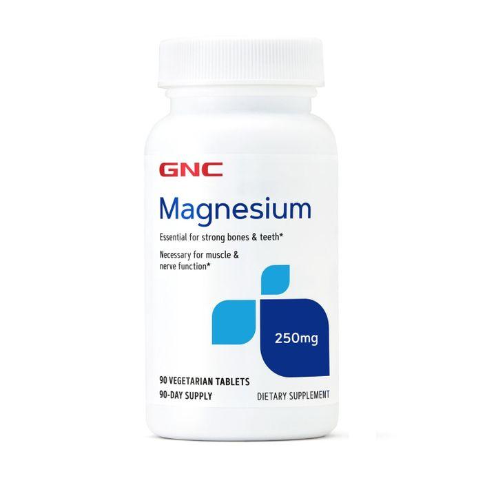 GNC Magnesium Магнезий 250 мг х90 таблетки